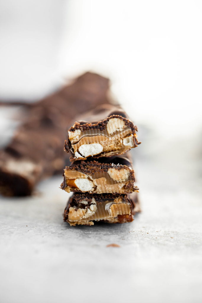 Dessert Recipes - Take 5 Bars
