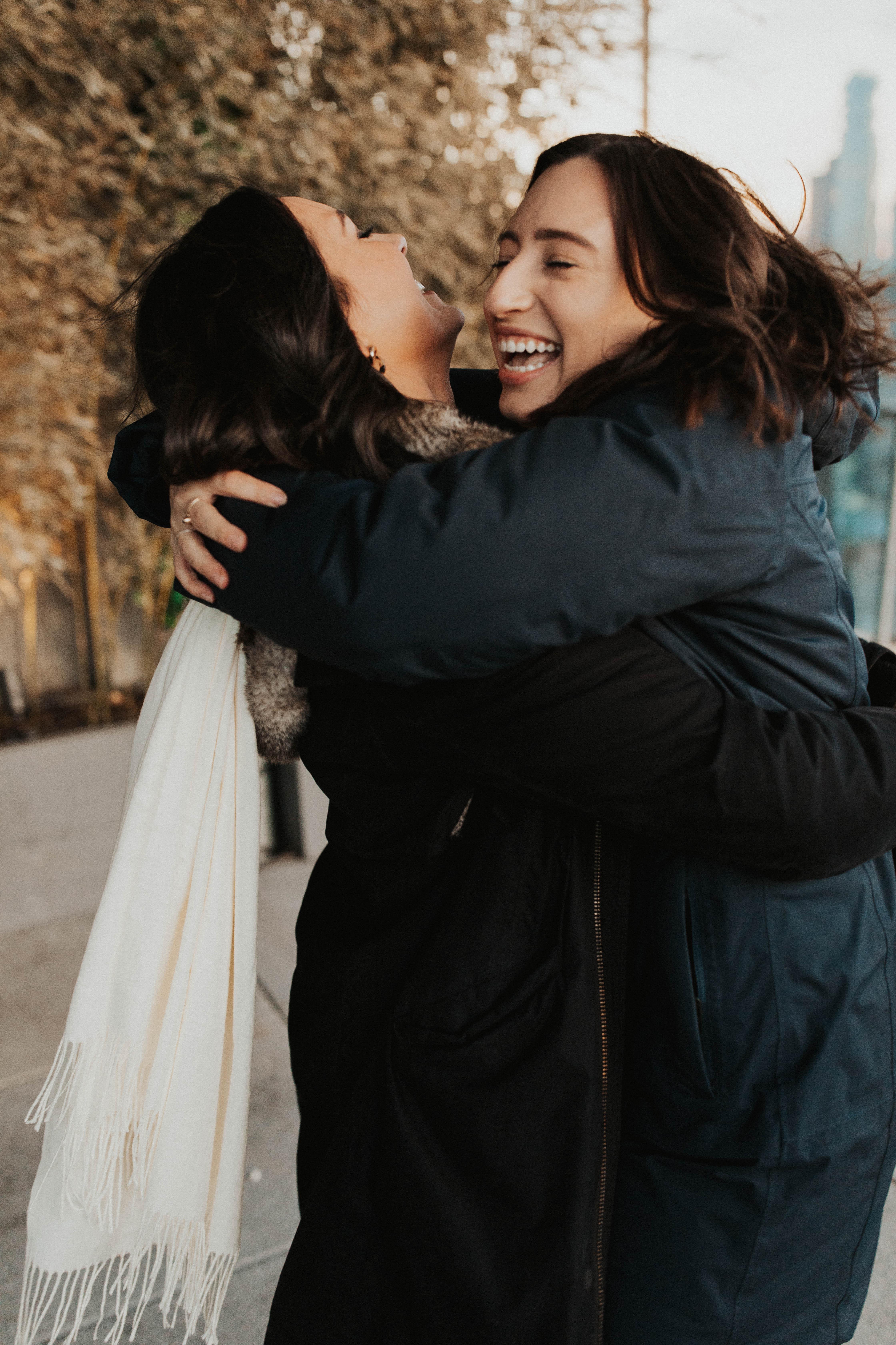 Jordan and Tina engagement photo