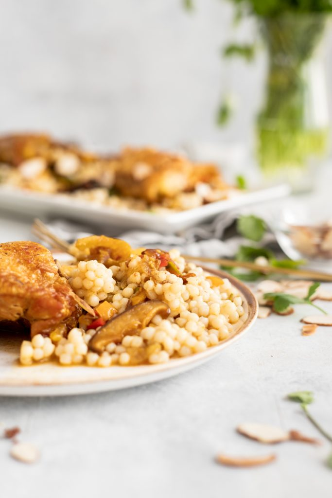 chicken tagine recipe side of couscous