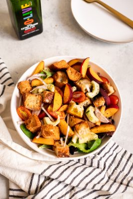 work with me - panzanella olive